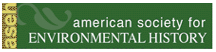 American Society for Environmental History logo